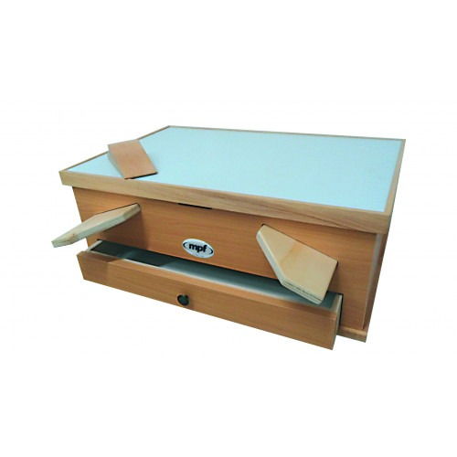 Jewellers or watchmakers work bench top tb214 Watchmakers bench