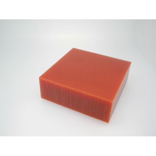ORANGE WAX CARVING BLOCK - TC0134ORA